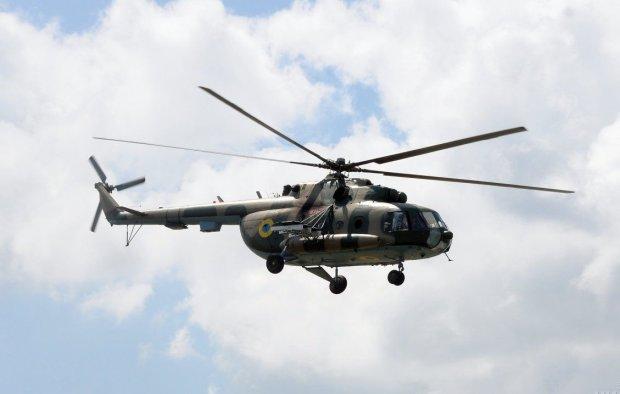 На Ровенщине разбился Ми-8, погибли четверо пилотов: первые подробности
