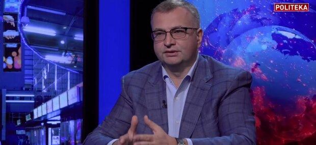 Атаманюк заявив, що в Україні немає проблеми зовнішнього управління