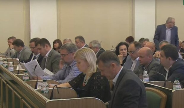 депутаты, скриншот из видео