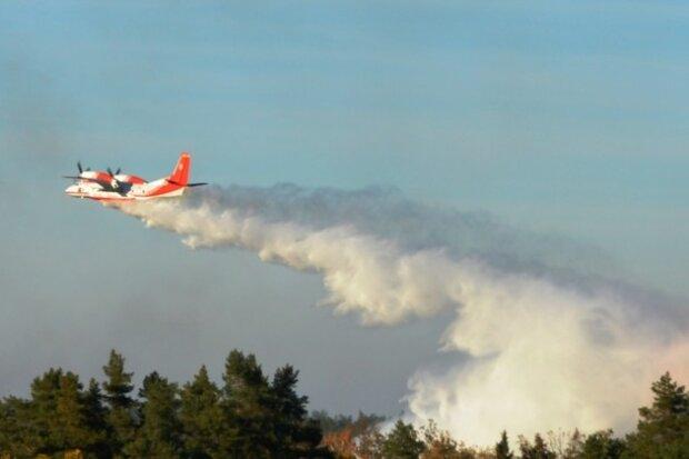 пожарная авиация, фото lesovod