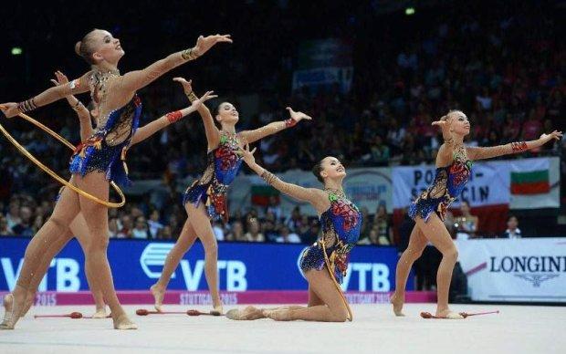 Українки здобули срібло і бронзу на етапі Кубка світу з художньої гімнастики