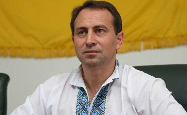 """Томенко раскрыл лозунг своей политсилы: """"Человек и Украина – превыше всего"""""""