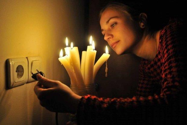 Київщина залишиться без світла, готуйте свічки і ліхтарики: кому не пощастить