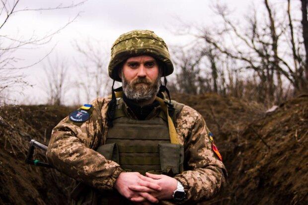 "Евгений Ткаченко, фото: ""армия.inform"""