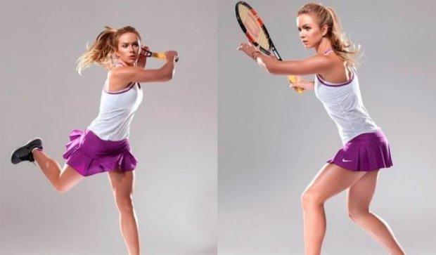 Украинская теннисистка стала лицом компании Nike