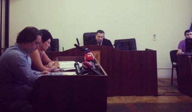 Суд над Гужвой: назначен залог более миллиона гривен