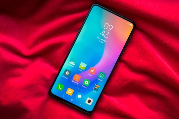 Xiaomi готує смартфон без кнопок і камери