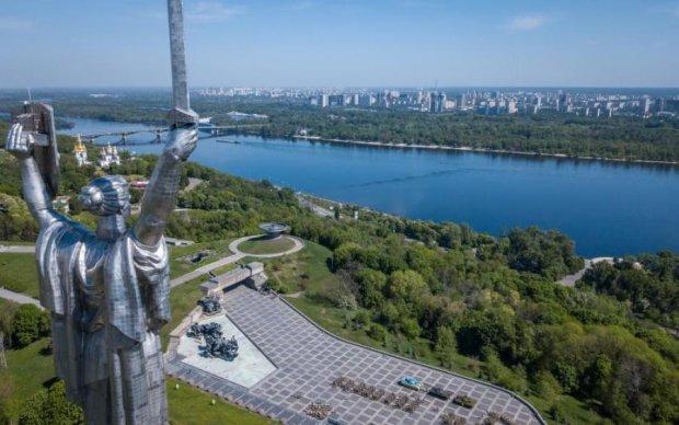 Глазами птицы: снимки весеннего Киева заставят вас взлететь