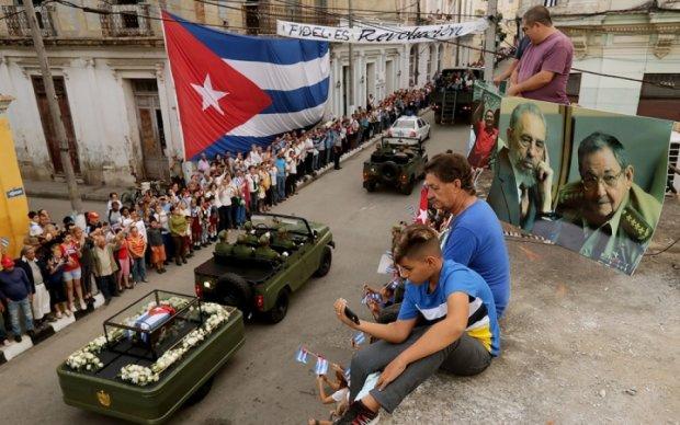 Умерла младшая сестра лидера кубинской революции Кастро