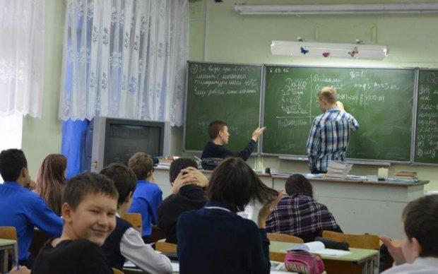 Доля українських вчителів спровокувала гучний скандал у мережі