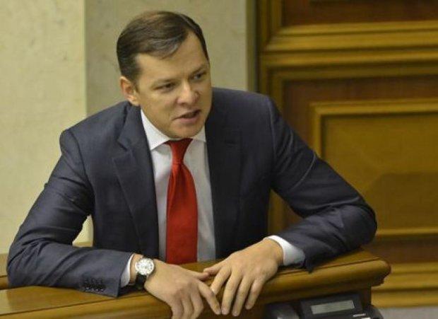 Ляшко звинуватив Мельничука у двох вбивствах
