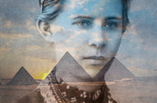 Унікальні кадри Лесі Українки: як поетеса побувала в Єгипті, Криму, Італії та на Кавказі