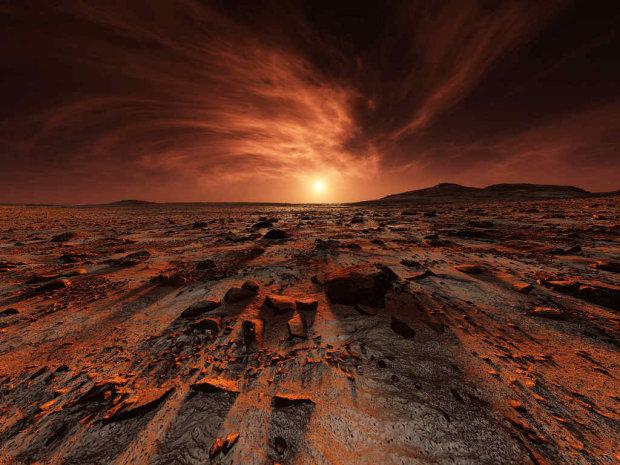 Марс превзошел все ожидания: случайная находка выведет человечество на новый уровень