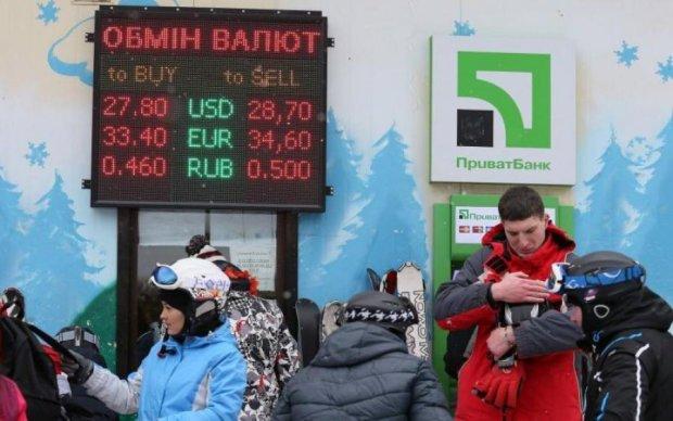 Курс валют на 6 грудня: гривня взяла реванш