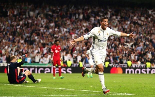 Реал проходить Баварію завдяки хет-трику Роналду