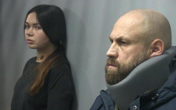 У справі Зайцевої та Дронова спливла загадкова третя автівка