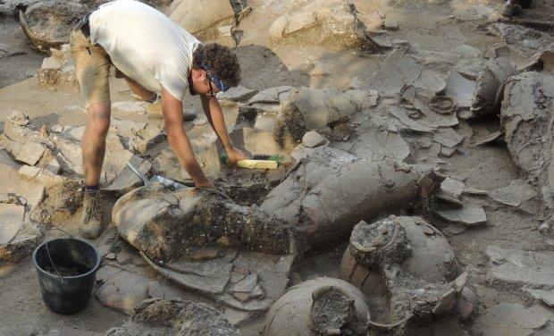 Древний планшет и QR-код: археологи в руинах майя нашли кое-что очень странное