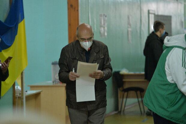 Місцеві вибори, голосування - фото ЦВК