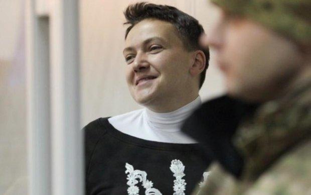 Голодную Савченко отвезли на экспертизу прямо сейчас