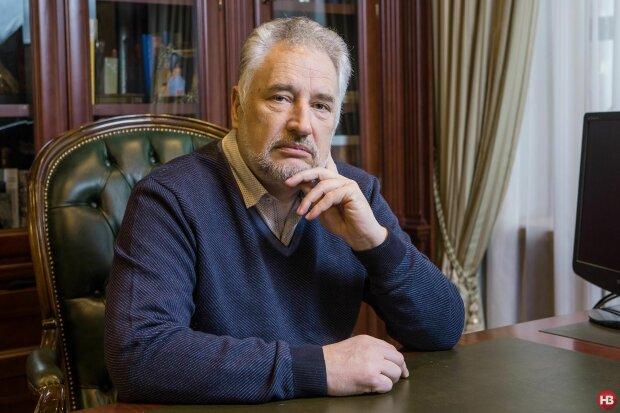 Павло Жебривский