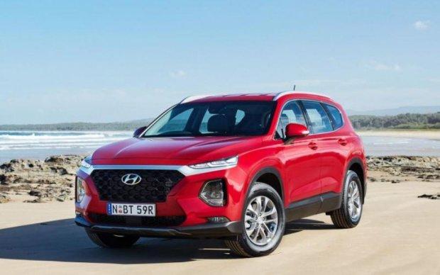Китайцы клонировали Hyundai, и очень удачно