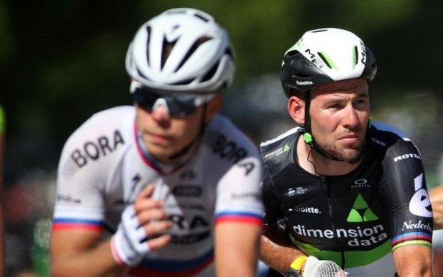 Учасник Тур де Франс повідомив про погрози з боку вболівальників