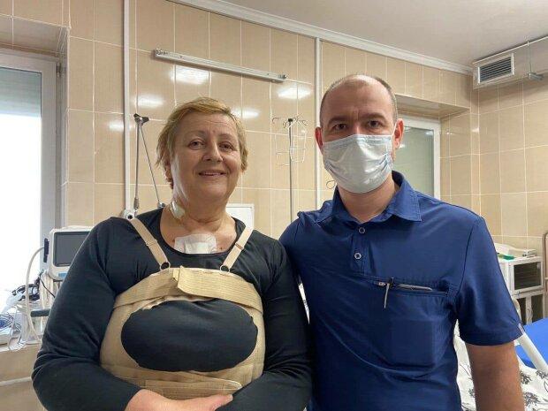Больница, фото: Клиническая больница скорой медицинской помощи города Львов