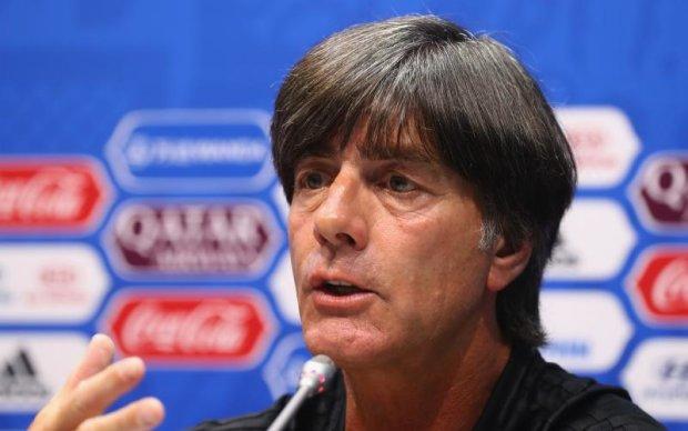 Тренеру збірної Німеччини подобається ідея впровадження відеоповторів