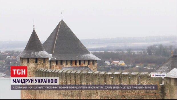 """Строители взялись за Хотинскую крепость, вы не узнаете жемчужину Подолья: """"Приезжай, посмотри"""""""