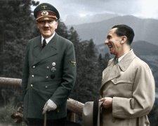 Гітлер і Геббельс