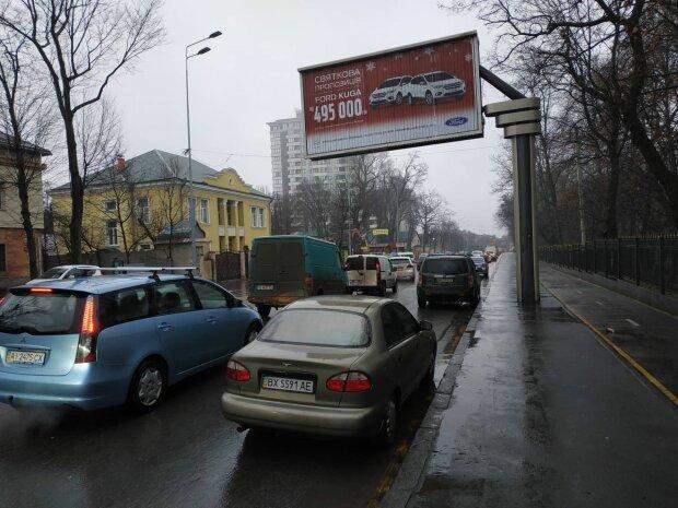 Вінницю паралізували десятки аварій, дорога перетворилася на кладовище металобрухту: деталі транспортного трешу