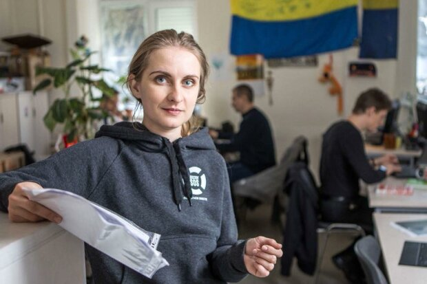 """Олександра Дворецька: земні """"слабкості"""" волонтерки"""