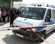 Швидка допомога Тунісу