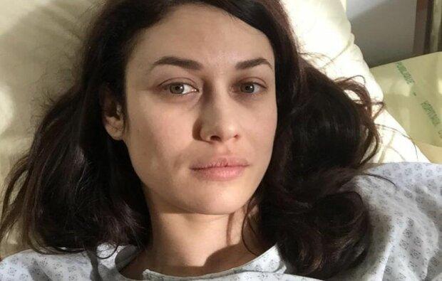 Ольга Куриленко, фото Instagram