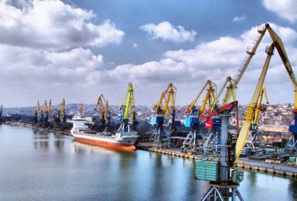 порт \\ фото Міністерство інфраструктури України