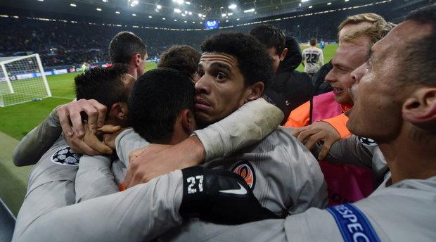 Перемога Шахтаря підвищила Україну в рейтингу УЄФА