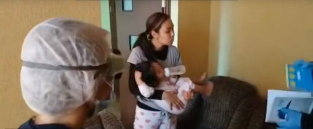 У мережу злили унікальне відео зсередини санаторію в Нових Санжарах, де знаходяться українці з Китаю