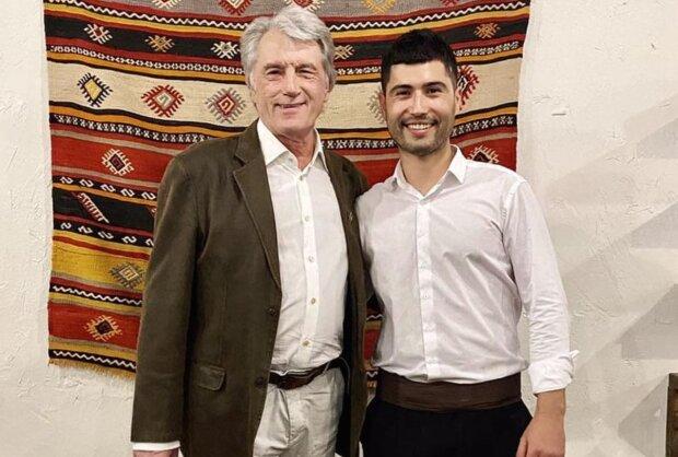 Віктор Ющенко, instagram.com/musafirkyiv