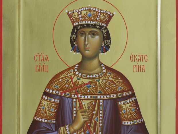 Екатерина Александрийская, фото: Азбука веры