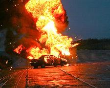 вибух авто