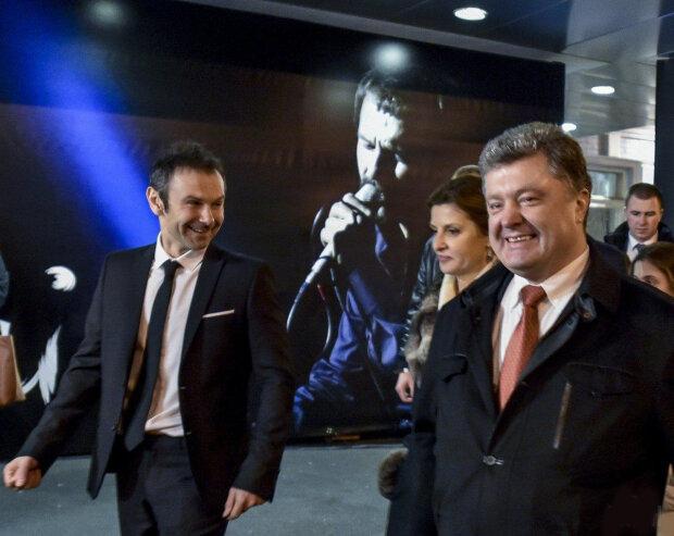 Порошенко і Вакарчук, фото: Уніан