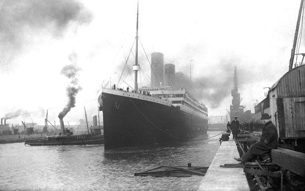 """108 років тому """"Титанік"""" спустили на воду"""