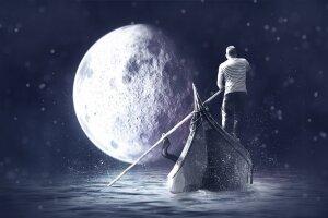 Лунный календарь, фото: Главред
