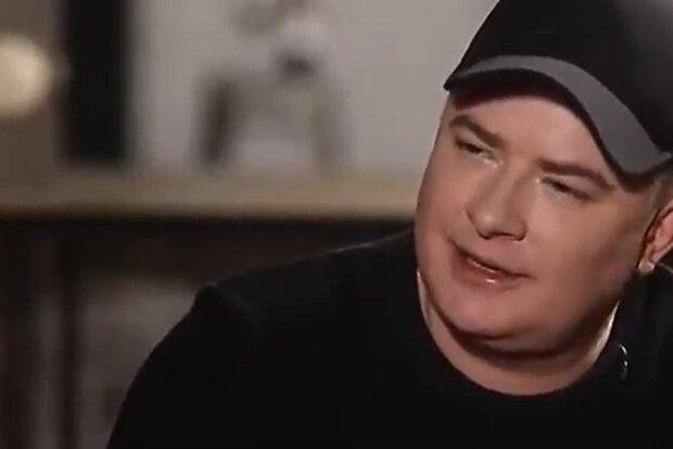 Андрій Данилко, кадр з відео: YouTube