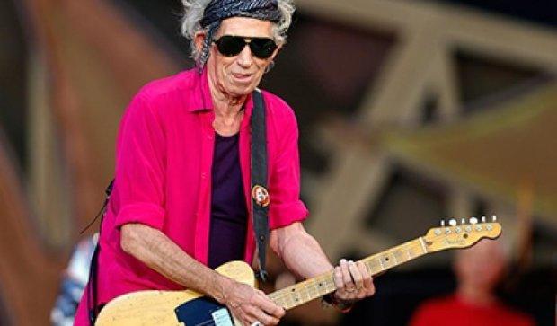 """""""Вранці я регулярно курю косяк"""" - 71-річний гітарист The Rolling Stones"""