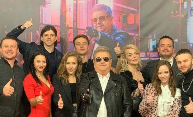 Поплавський, Гросу, Шоптенко, Гвоздьова, фото з Instagram