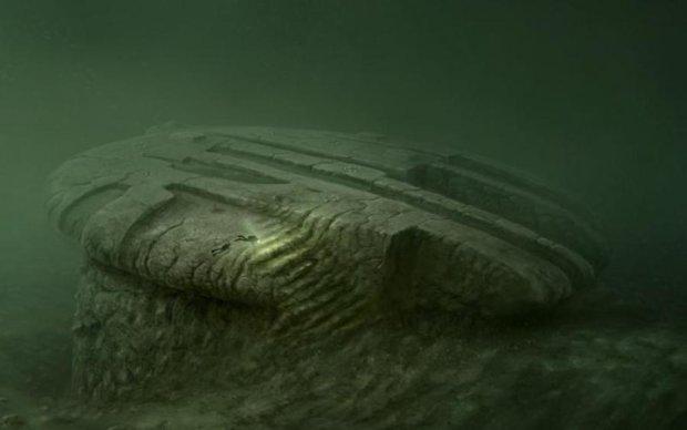 Балтийская аномалия: на дне моря лежит корабль пришельцев
