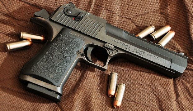 Топ найпотужніших пістолетів в світі
