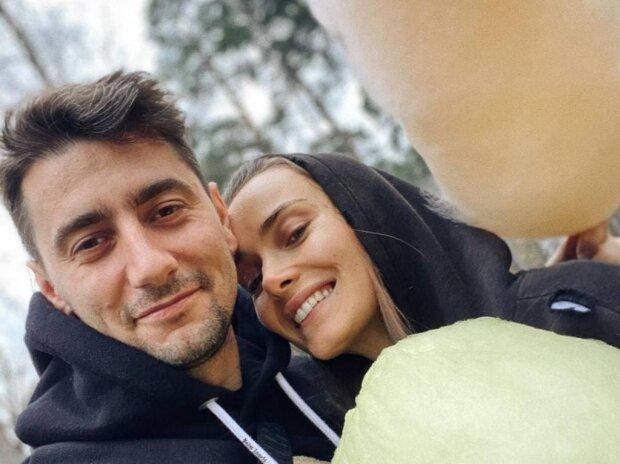 Ксения Мишина и Александр Эллерт / фото: instagram.com/ellert_a/