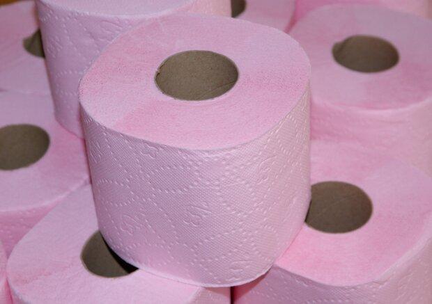 туалетний папір, фото Pxhere